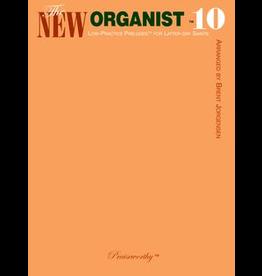 Jackman Music New Organist 10 arr. Brent Jorgensen