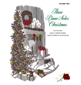 Larice Music Three Piano Solos for Christmas, Volume 2
