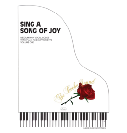 Larice Music Sing a Song of Joy for Medium High Voice Vol. 1 arr. Larry Beebe
