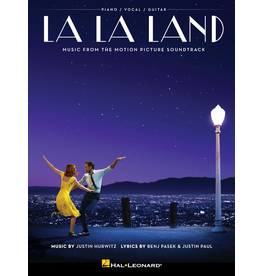 Hal Leonard La La Land - PVG - Music from the Motion Picture Soundtrack