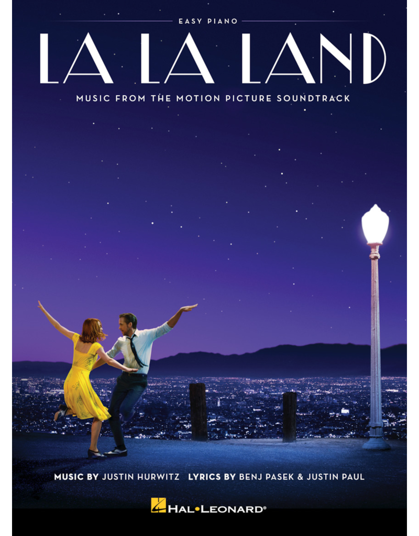 Hal Leonard La La Land - Easy Piano - Music from the Motion Picture Soundtrack