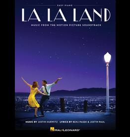 Hal Leonard La La Land - Easy Piano - Music from the Motion Picture Soundtrack