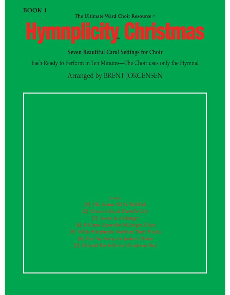 Jackman Music Hymnplicity Christmas Book 1