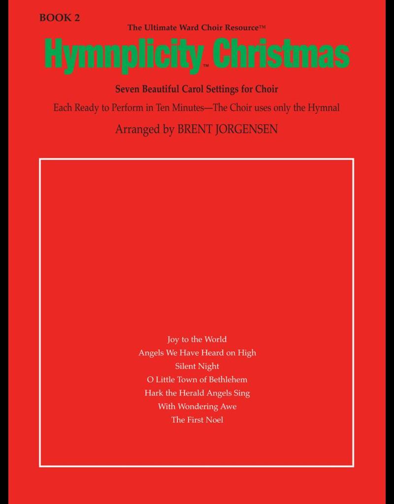 Jackman Music Hymnplicity Christmas Book 2