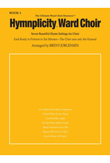 Jackman Music Hymnplicity Ward Choir Book 1