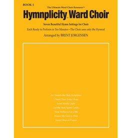 Jackman Music Hymnplicity Ward Choir Book 1