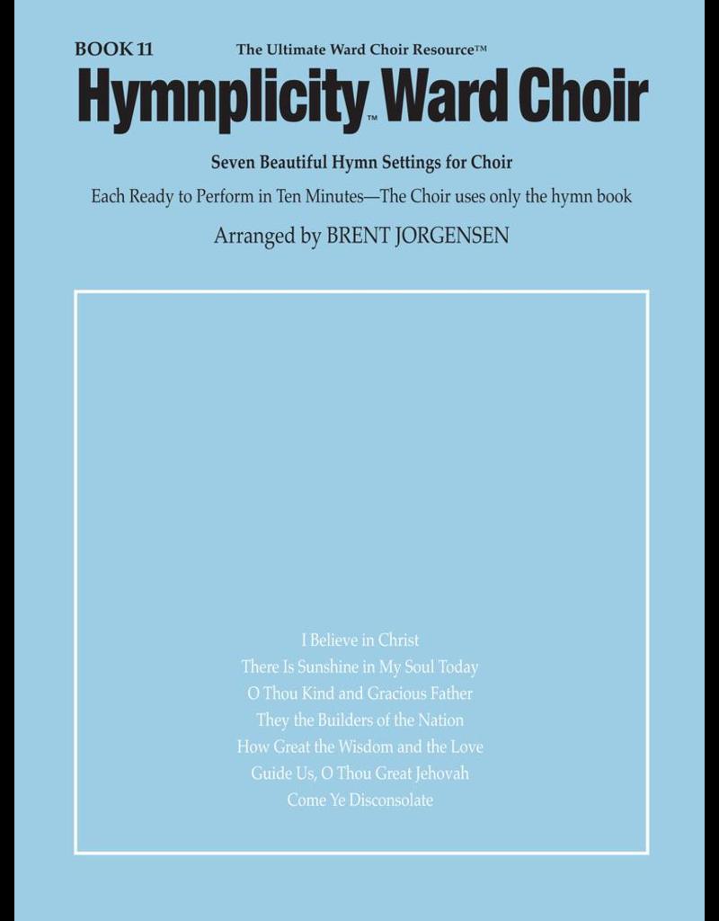 Jackman Music Hymnplicity Ward Choir Book 11