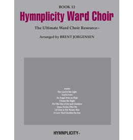 Jackman Music Hymnplicity Ward Choir Book 12