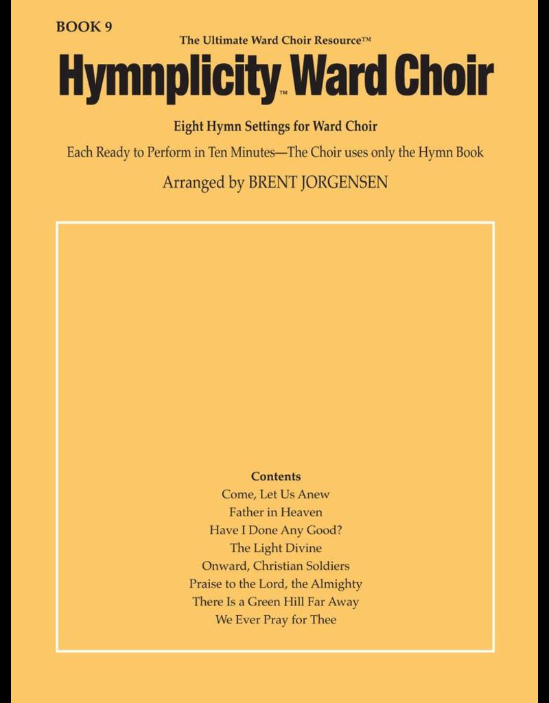 Jackman Music Hymnplicity Ward Choir Book 9