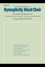 Jackman Music Hymnplicity Ward Choir Book 10