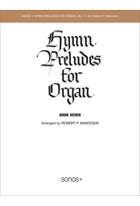 Jackman Music Hymn Preludes for Organ Book 7 arr. Robert P. Manookin