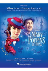Hal Leonard Mary Poppins Returns Easy Piano
