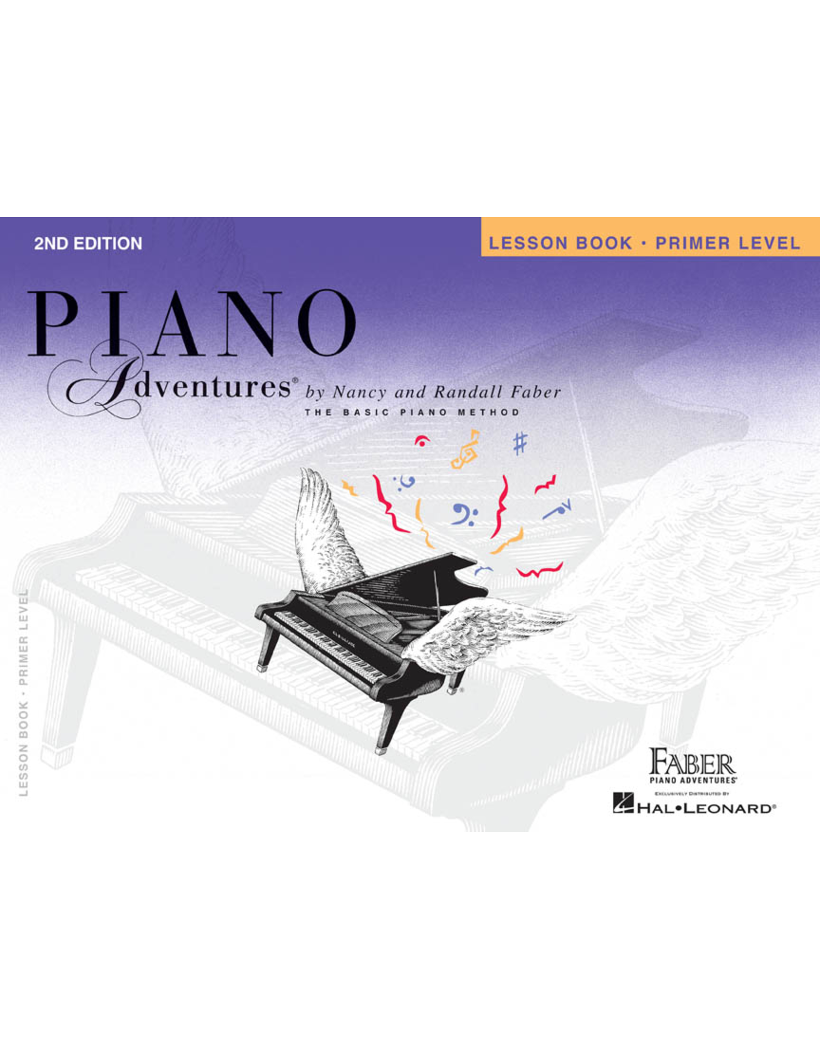 Hal Leonard Piano Adventures Lesson Book - Primer Level
