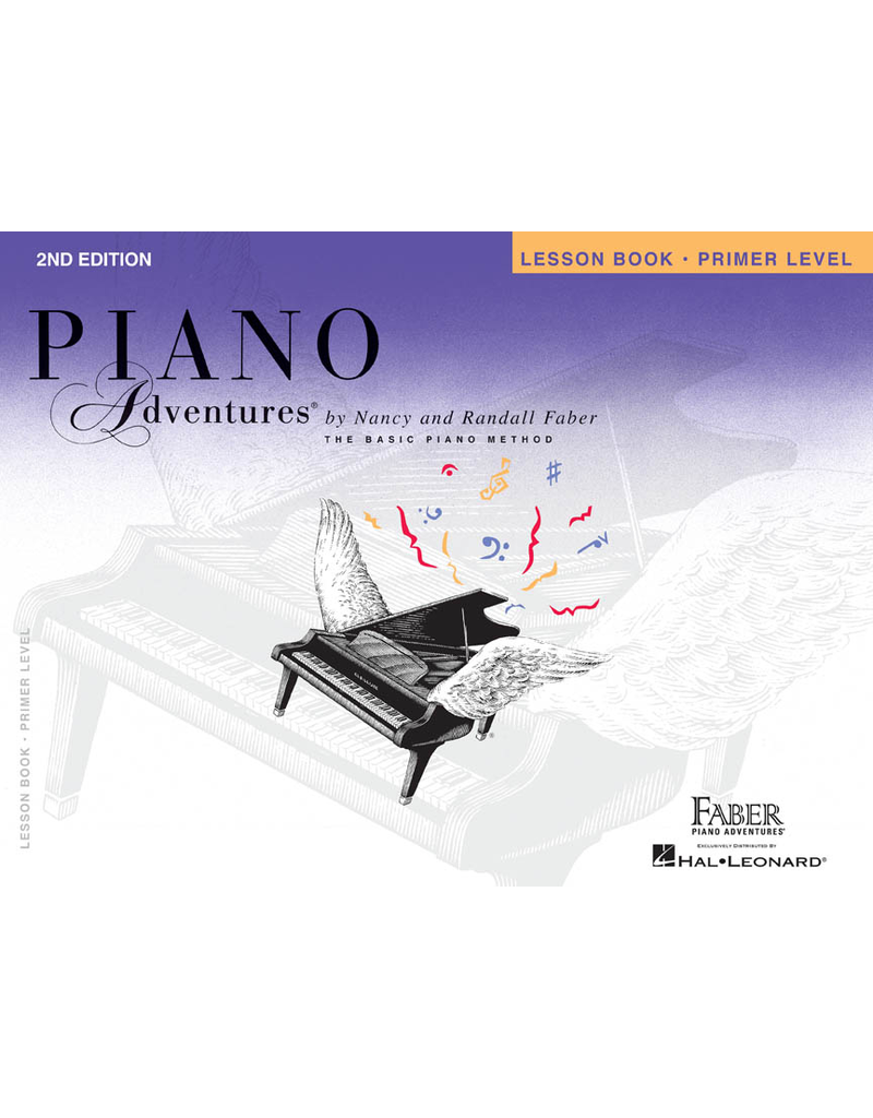 Hal Leonard Piano Adventures Lesson Book - Primer Level