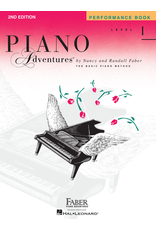 Hal Leonard Piano Adventures Performance Book, Level 1