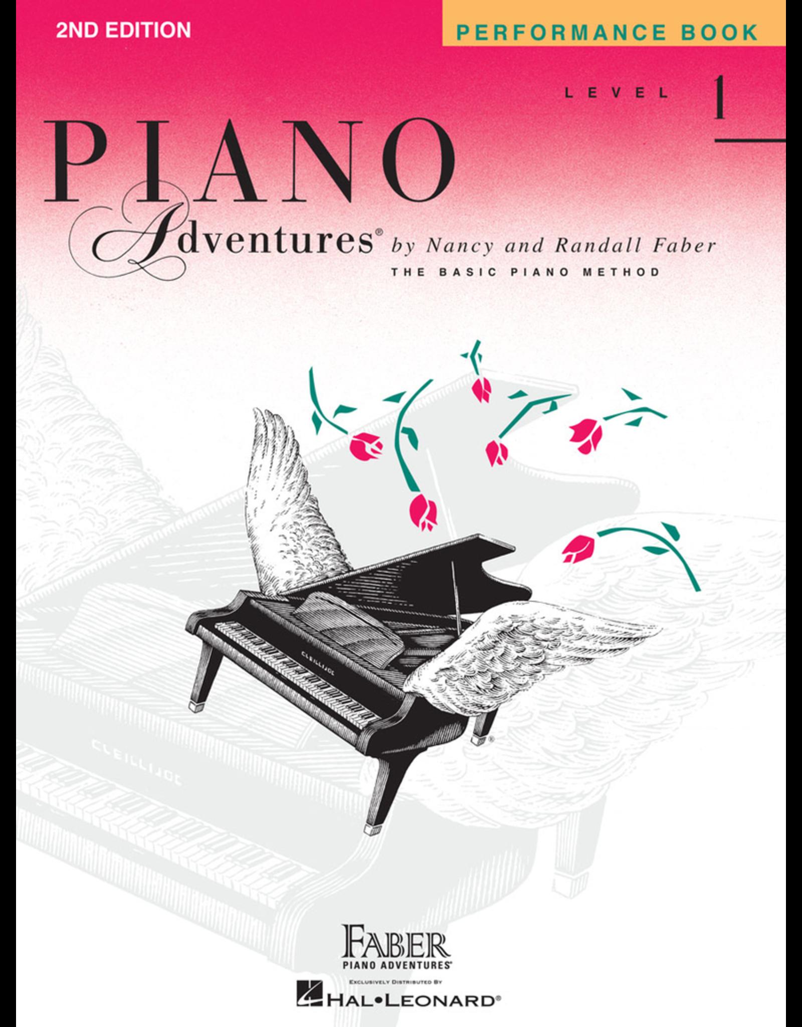 Hal Leonard Piano Adventures Performance Book, Level 1