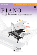 Hal Leonard Piano Adventures Technique & Artistry level 3B