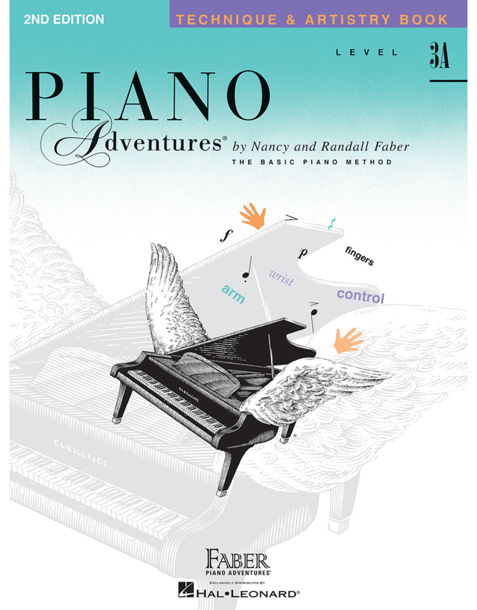 Hal Leonard Piano Adventures Technique and Artistry Level 3A