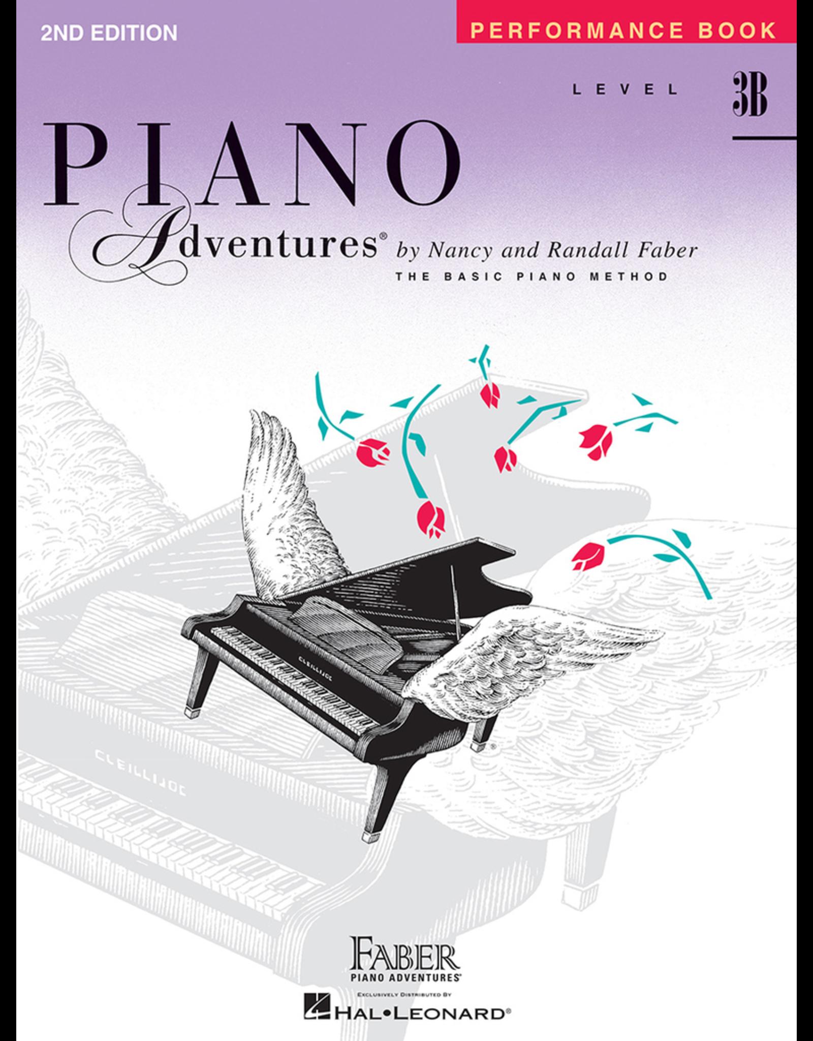 Hal Leonard Piano Adventures Performance Book, Level 3B
