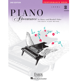 Hal Leonard Piano Adventures Performance Book, Level 3B