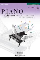 Hal Leonard Piano Adventures Lesson Book Level 3B