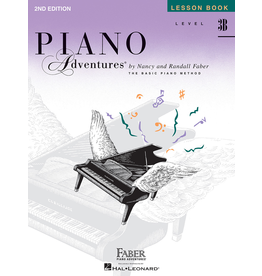 Hal Leonard Piano Adventures Lesson Book Level 3B