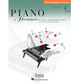 Hal Leonard Piano Adventures Performance Level 5