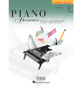 Hal Leonard Piano Adventures Theory Level 5