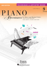 Hal Leonard Piano Adventures Technique and Artistry, Level 2B