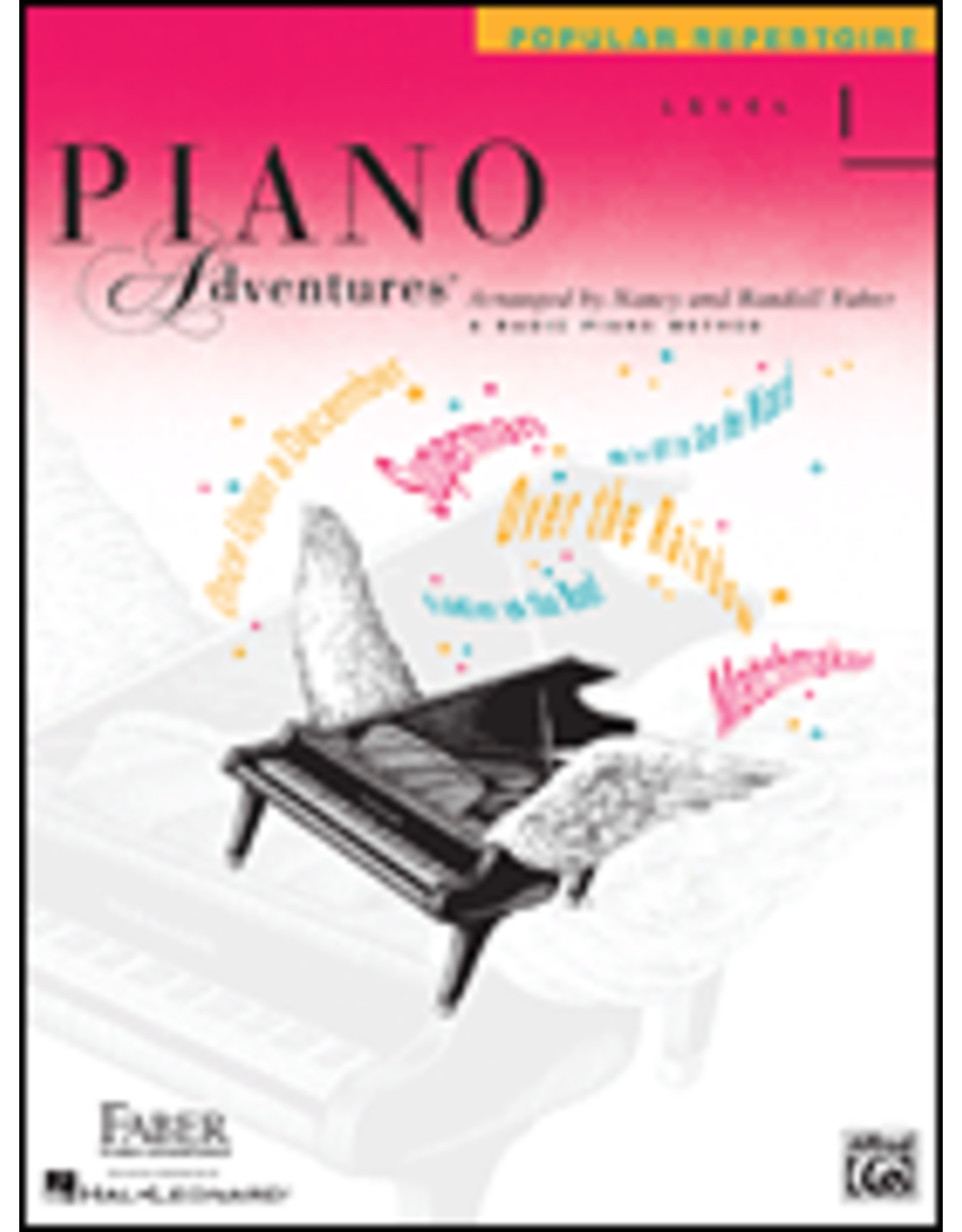 Hal Leonard Piano Adventures Popular Repertoire, Level 1