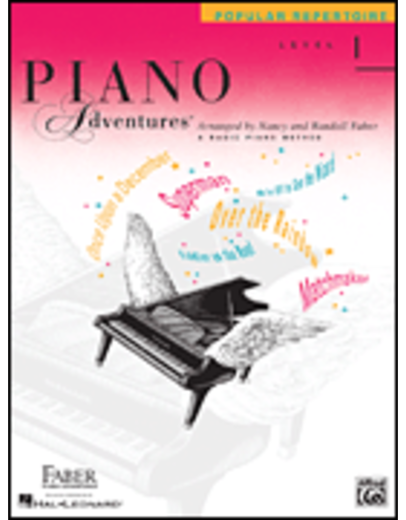 Hal Leonard Piano Adventures Popular Repertoire, Level 1