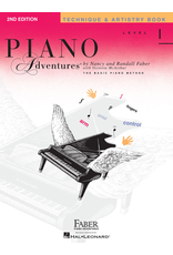 Hal Leonard Piano Adventures Technique and Artistry, Level 1