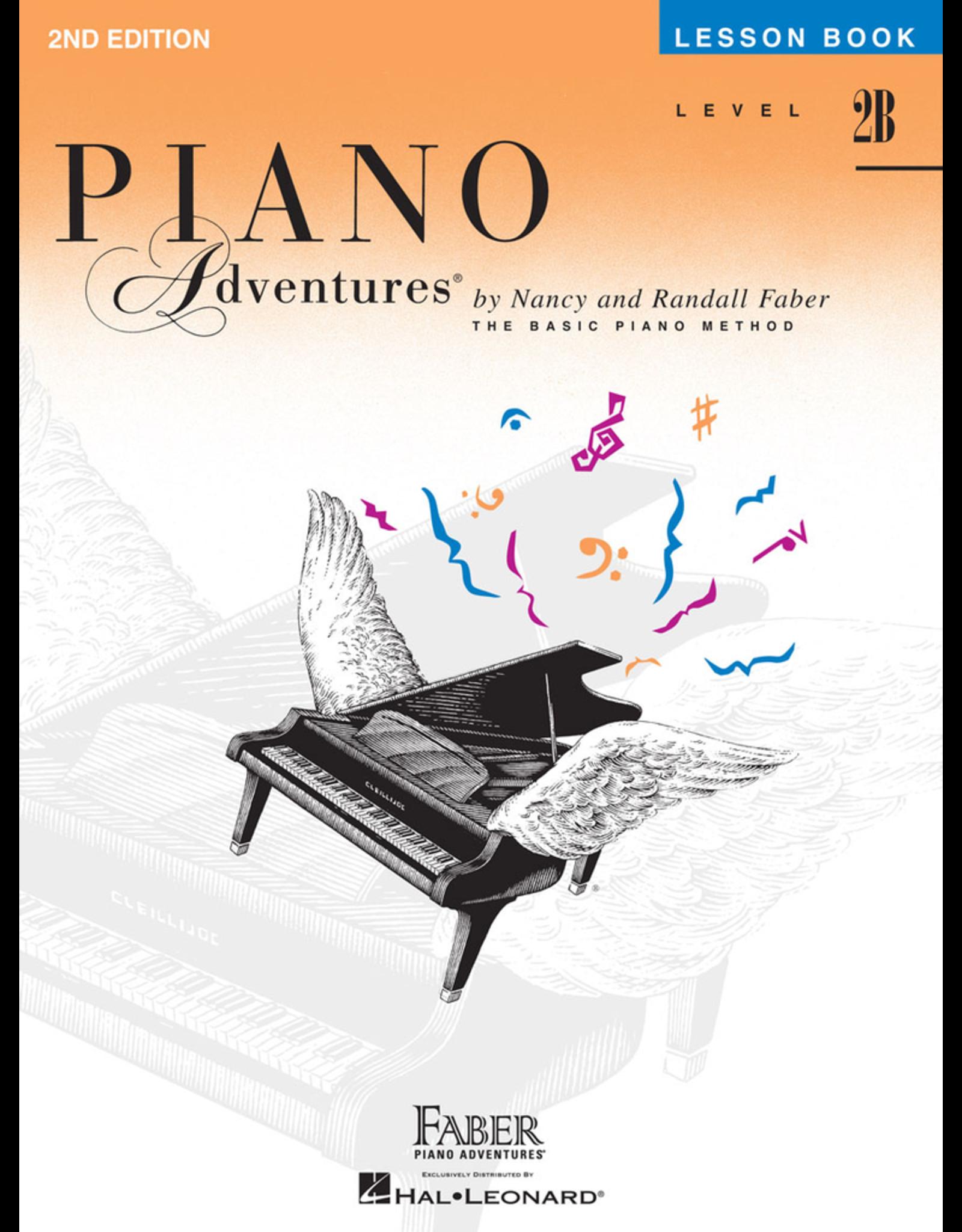 Hal Leonard Piano Adventures Lesson Book, Level  2B