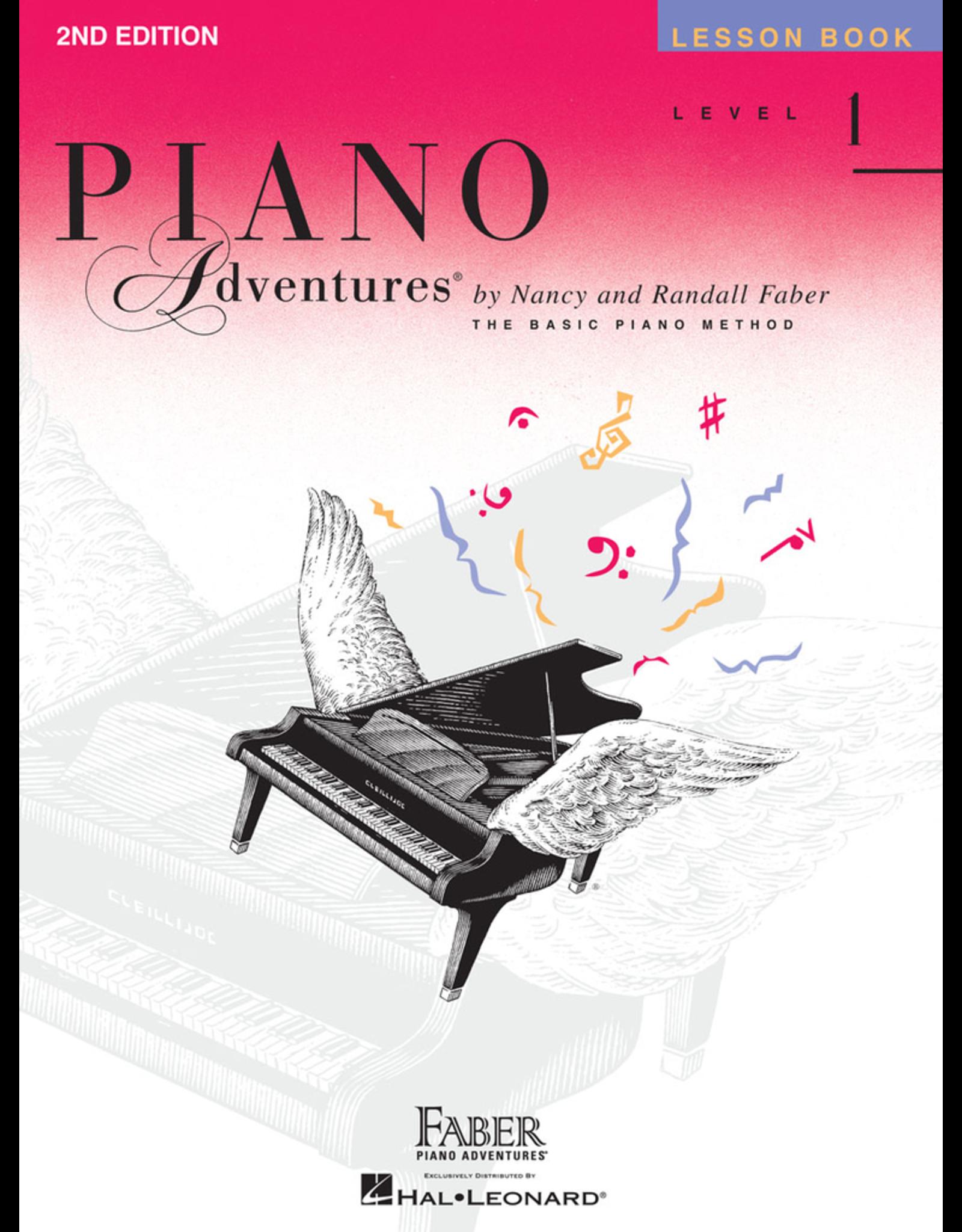 Hal Leonard Piano Adventures Lesson, Level 1