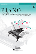 Hal Leonard Piano Adventures Performance Level 3A