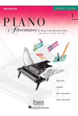Hal Leonard Piano Adventures Theory, Level 1