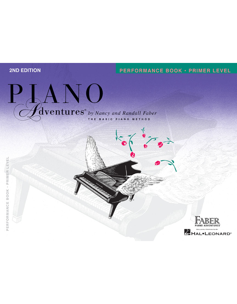 Hal Leonard Piano Adventures Performance Book - Primer Level