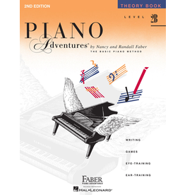 Hal Leonard Piano Adventures Theory, Level 2