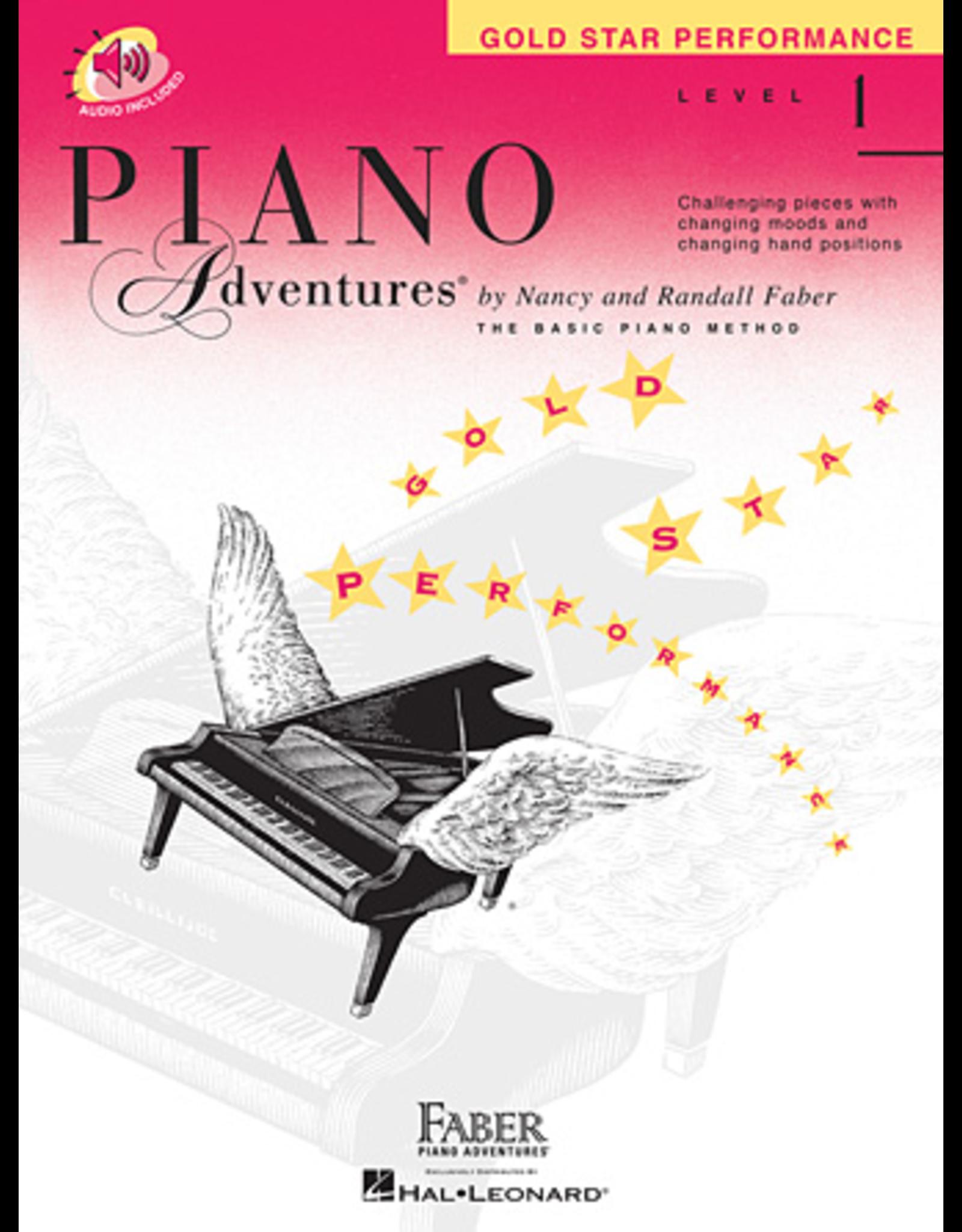 Hal Leonard Piano Adventures Gold Star Performance, Level 1