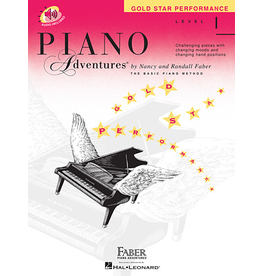 Hal Leonard Piano Adventures Gold Star Performance, Level 1