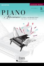 Hal Leonard Piano Adventures Lesson level 3A