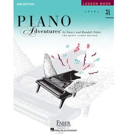 Hal Leonard Piano Adventures Lesson level 3A