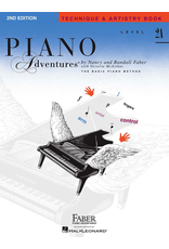 Hal Leonard Piano Adventures Technique and Artisty, Level 2A