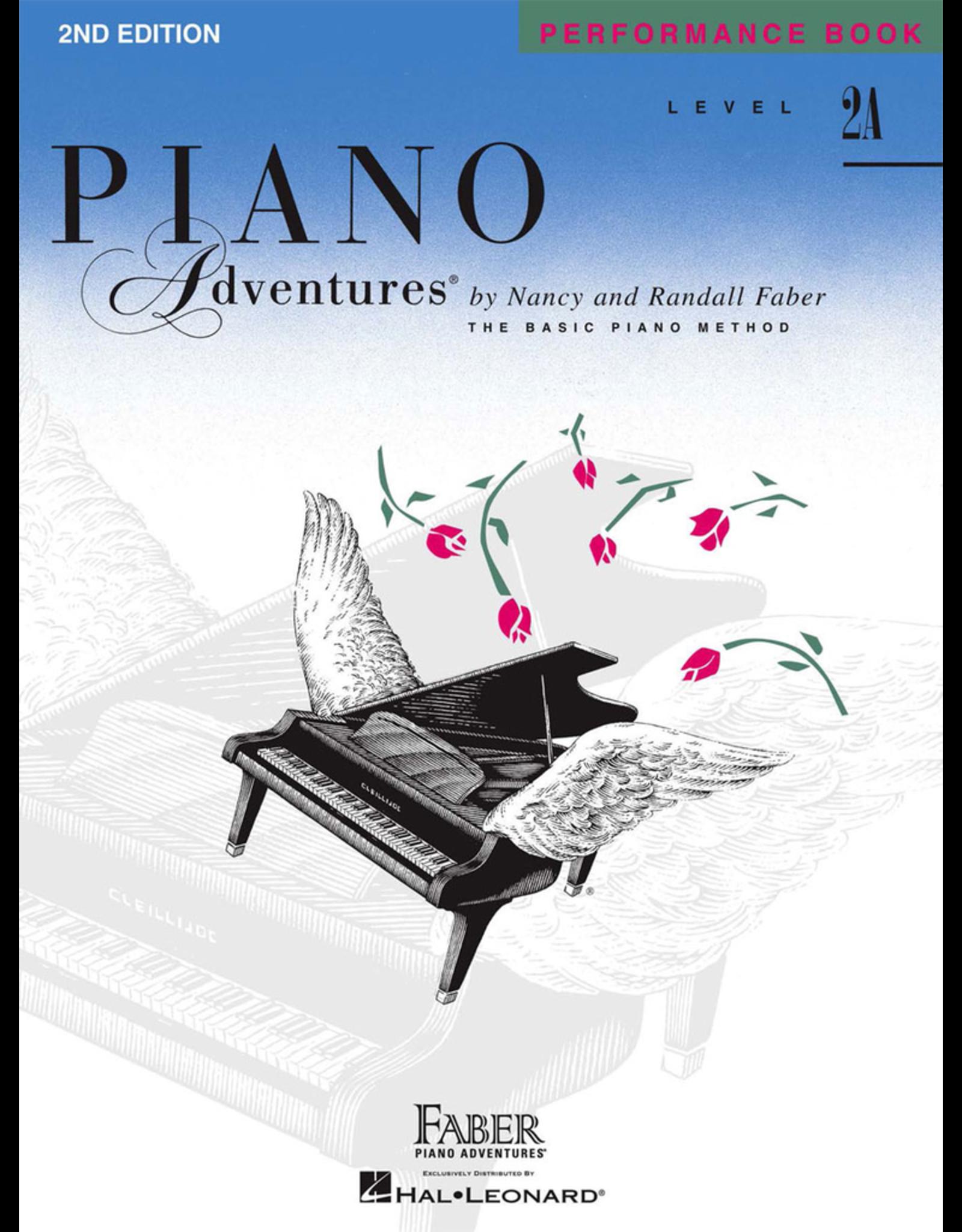 Hal Leonard Piano Adventures Performance, Level 2A