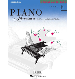 Hal Leonard Piano Adventures Performance, Level 2A