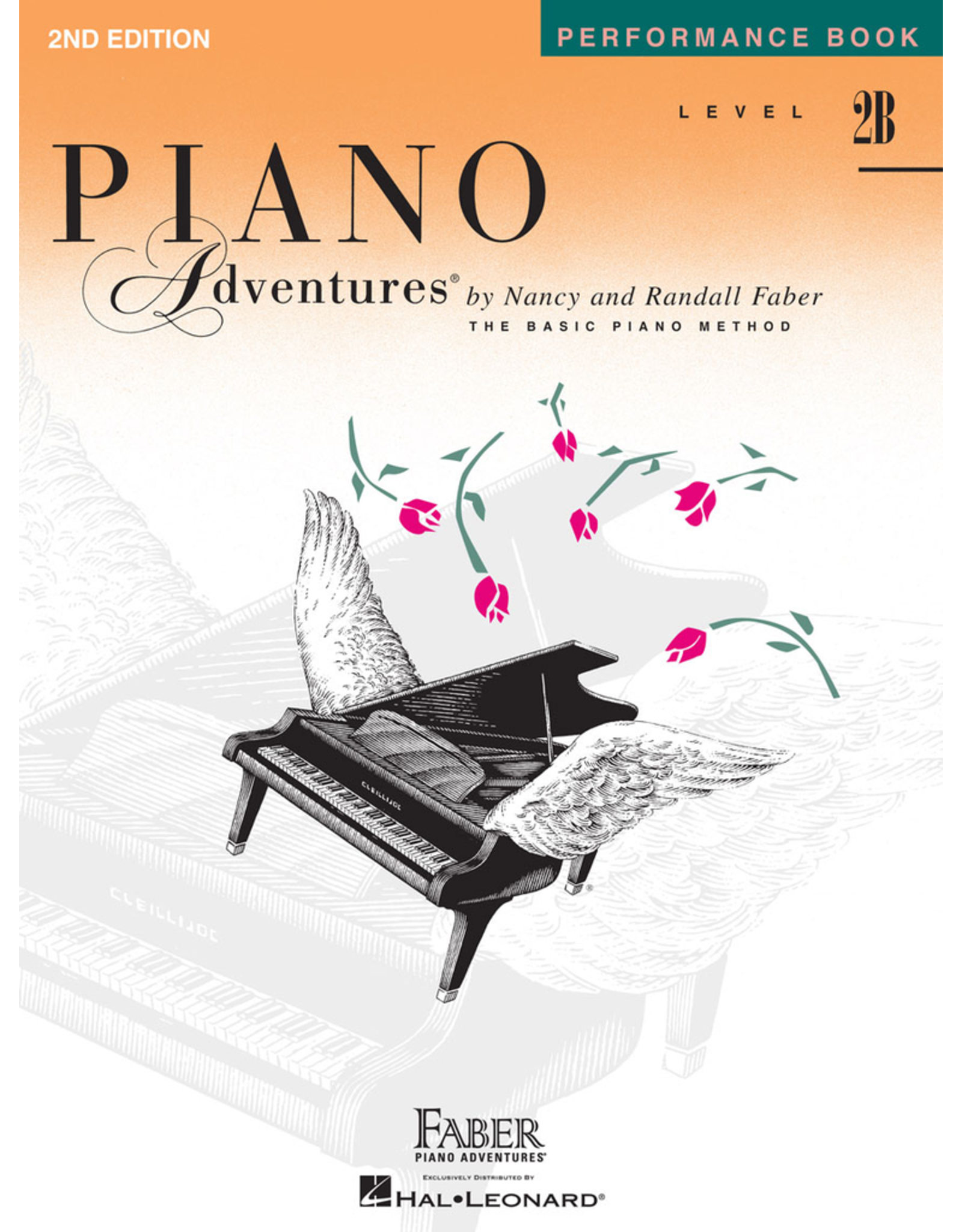 Hal Leonard Piano Adventures Performance, Level 2B