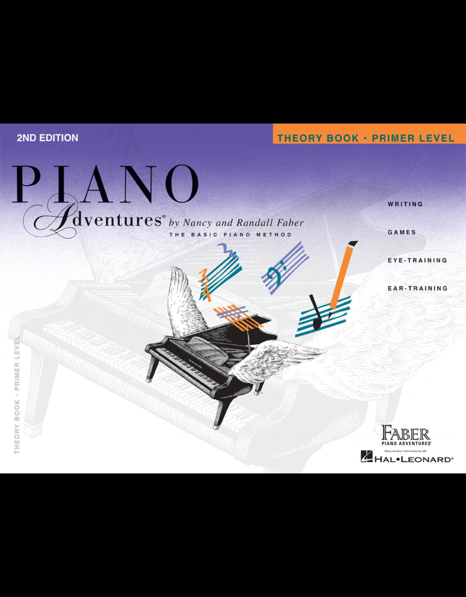 Hal Leonard Piano Adventures Theory Book Primer Level