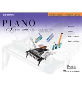 Hal Leonard Piano Adventures Theory Book Primer Level