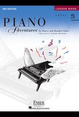 Hal Leonard Piano Adventures Lesson, Level 2A