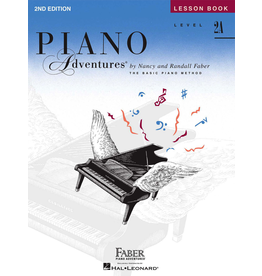 Hal Leonard Piano Adventures Lesson, Level 2A